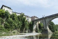 A view of Cividale del Friuli Stock Image