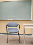 View of a Classroom. View of a college/university/school classroom royalty free stock photography