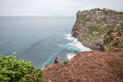 View of  cliff Stock Image