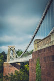 View of Clifton Bridge Stock Image