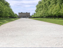 View of Cliveden House Royalty Free Stock Image