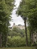 View of Cliveden House Royalty Free Stock Photo