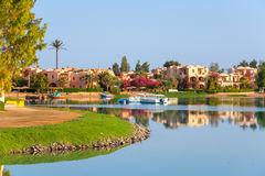 El Gouna. Egypt Royalty Free Stock Photos