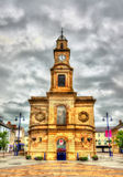 View of Coleraine town hall Stock Photos