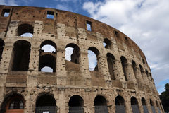 View of the Coliseum Royalty Free Stock Images