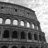 View of Coliseum. Rome, Italy Stock Image