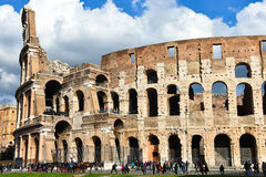 View of The Colosseum Stock Image