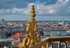 View of Copenhagen, Denmark Royalty Free Stock Photography