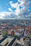 View of Copenhagen, Denmark Stock Images