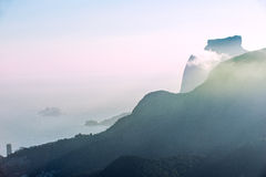 View from Corcovado Stock Image