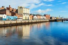 View of Cork city. Ireland Stock Photos