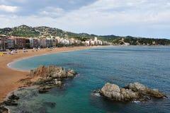 View of Costa Brava Royalty Free Stock Image