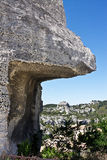View from Les Baux de Provence Royalty Free Stock Photography