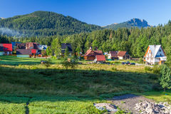 Zakopane Royalty Free Stock Photo