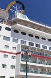 Cruise Ship Slide Royalty Free Stock Image