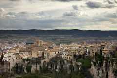View of Cuenca, Spain Stock Photos