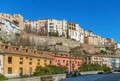 View of Cuenca, Spain Stock Photo