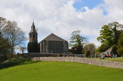 View of Dairsie Church Royalty Free Stock Photo