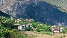 View of Danba,Sichuan 4 Royalty Free Stock Photos