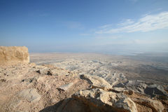 View on dead sea Royalty Free Stock Photography