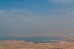 View of the Dead sea Royalty Free Stock Images