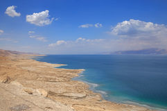 View on Dead Sea Royalty Free Stock Images