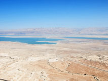 View of Dead Sea, Israel Stock Images