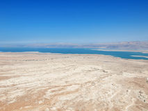 View of Dead Sea, Israel Royalty Free Stock Photo
