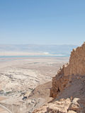 View of Dead Sea, Israel Royalty Free Stock Photos