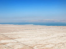 View of Dead Sea, Israel Stock Image