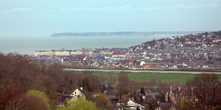 View of Deauville Stock Images