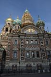 Saviour of Spilled Blood Church - St. Petersburg Landmarks Stock Images