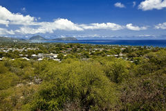 view from Diamond Head Royalty Free Stock Image