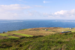 View of dingle peninsula - Ireland Stock Photos