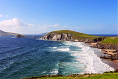 View of dingle peninsula - Ireland Royalty Free Stock Image