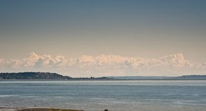 View from Discovery Park Stock Photos