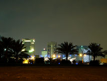 View from Doha Royalty Free Stock Photos