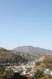 View from Doi Wao Stock Photo
