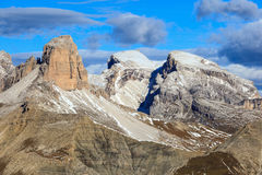 View at Dolomites Royalty Free Stock Images