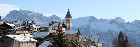 View of  Dolomiti Stock Photos