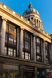 View of the dome of Nottingham City Council House Stock Photo