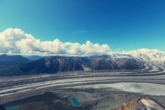 View from Donoho peak Royalty Free Stock Photography