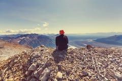 View from Donoho peak Royalty Free Stock Photo