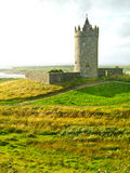 View of Doonagore Castle, Ireland Stock Photos
