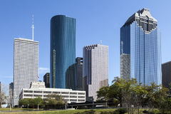 Houston Downtown, Texas Royalty Free Stock Photo