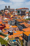 View of downtown of Porto city in Portugal. Stock Image