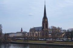 View of Dreikonigskirche Protestant Church Royalty Free Stock Photos