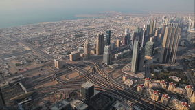 View  On Dubai stock video