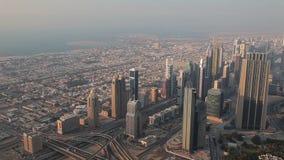 View  On Dubai stock video footage