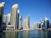View dubai marina Stock Photos